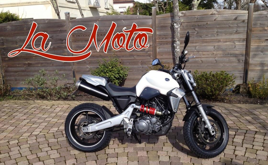 Conduire moto petite taille